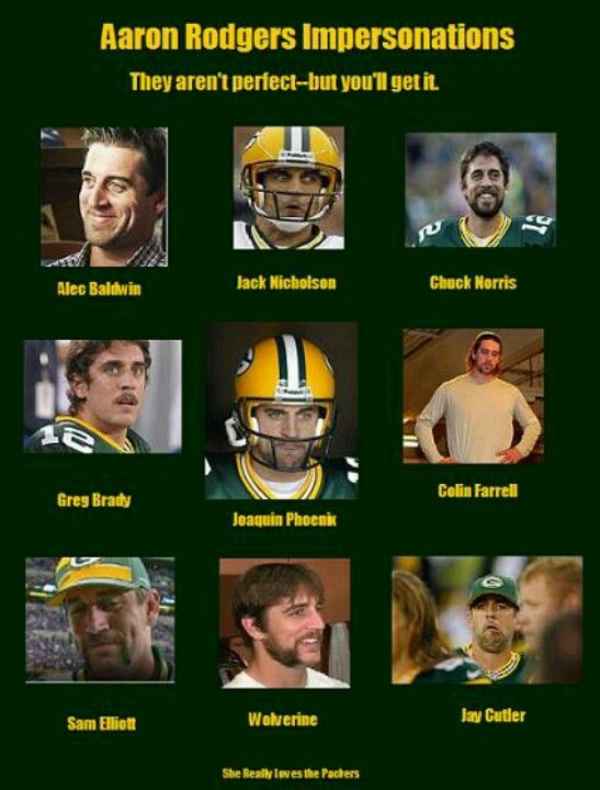 Aaron Rodgers Lol I Laughed Harder Than I Should Have Green Bay Packers Football Green Bay Packers Fans Green Bay Packers
