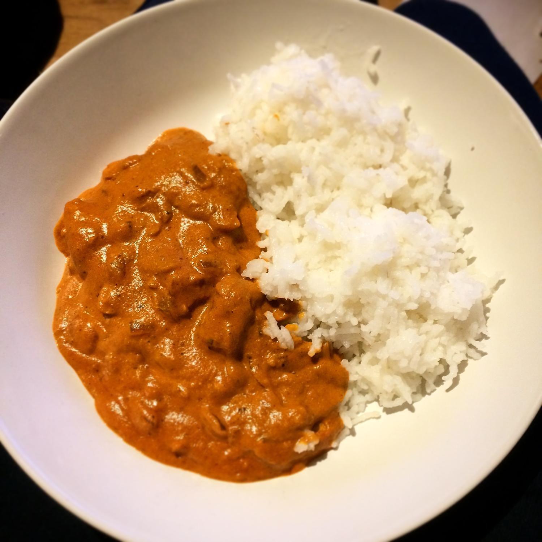Chicken Tikka Masala - Rezept mit Bild