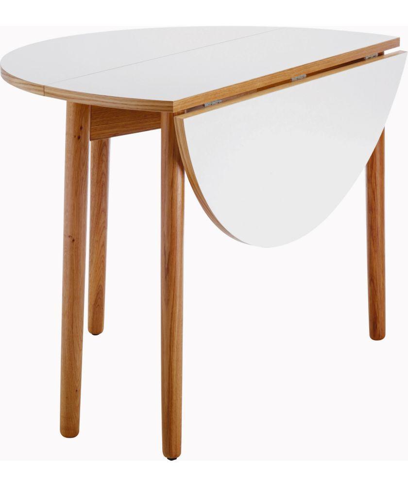 Argos Folding Kitchen Table And Chairs: Buy Habitat Suki White Folding Dining Table At Argos.co.uk