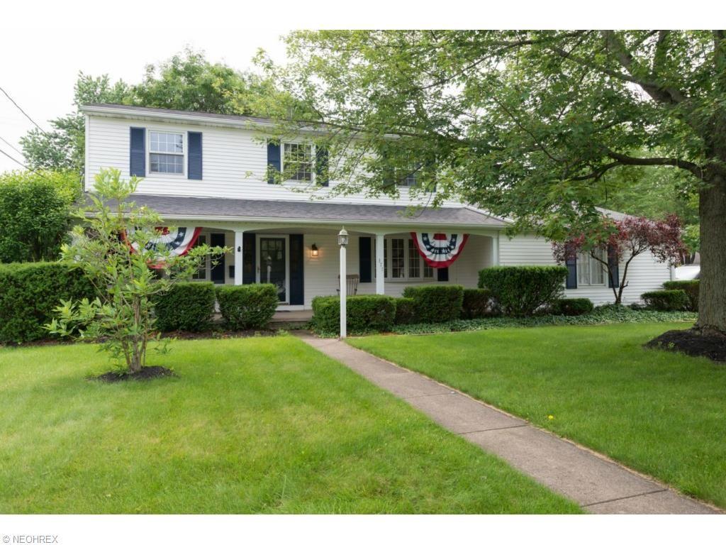House For Sale 377 Briar Lake Dr Elyria Ohio 44035