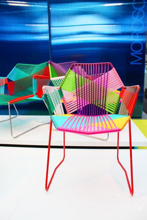 Tropicalia Chair  Patricia Urquiola
