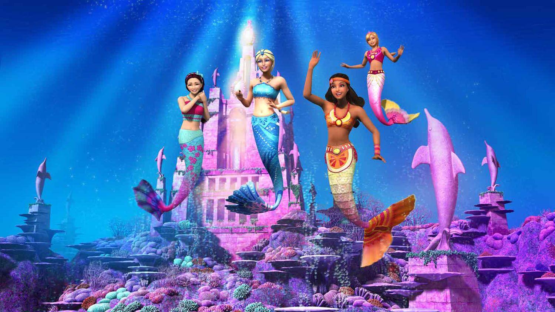 Barbie Mermaid Video Mermaid Barbie Mermaid Tale Barbie Movies
