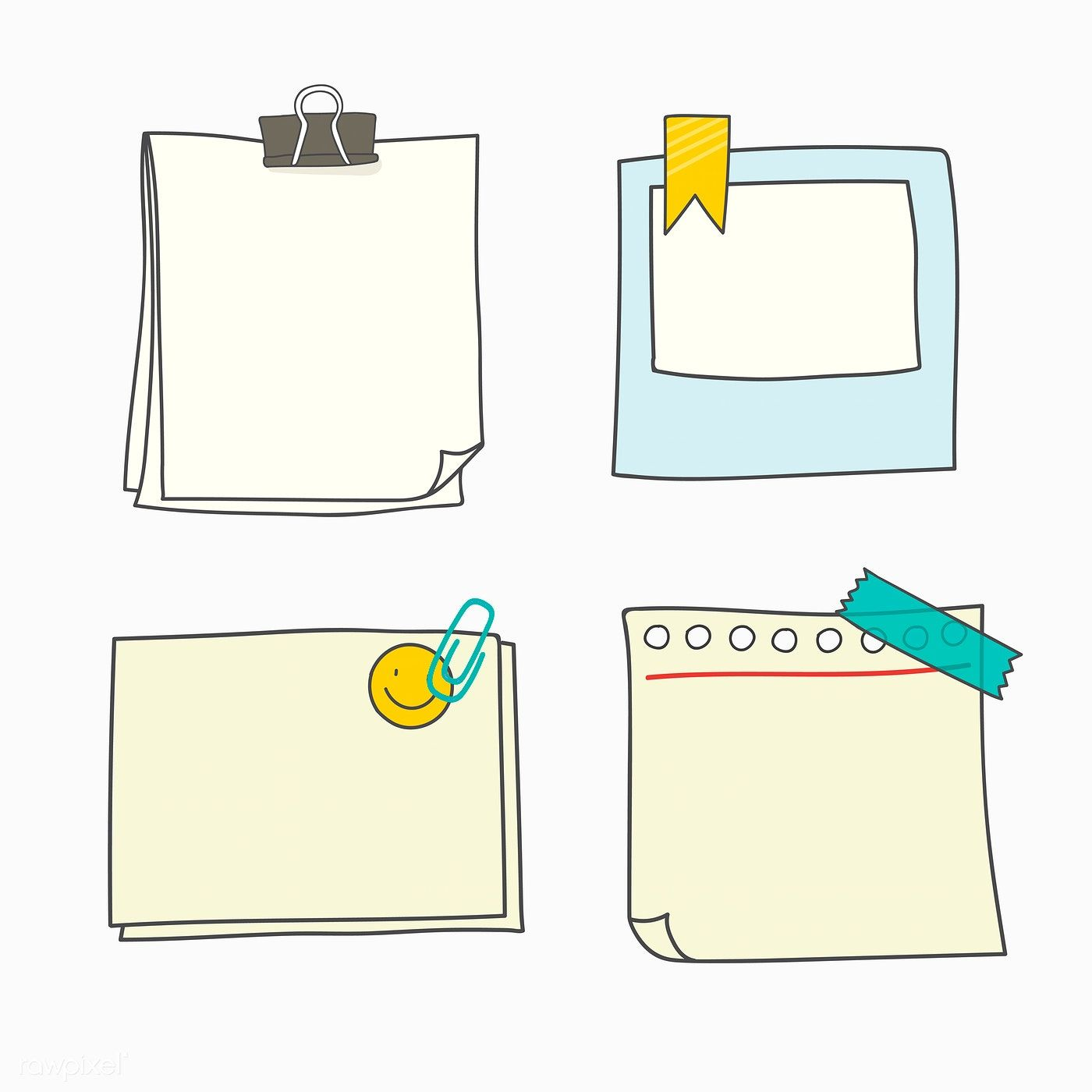 Brown Doodle Paper Note Transparent Png Free Image By Rawpixel Com Sasi Note Paper Note Doodles Paper Background Texture