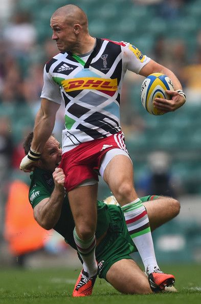 Mike Brown Photos Photos London Irish V Harlequins Aviva Premiership Rugby Players Rugby Men Rugby League