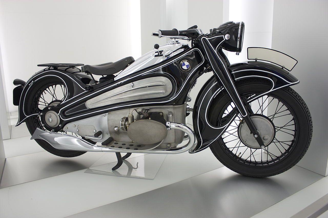 A masterpiece hidden away for 70 years! The 1934 BMW R7. http://eatsleepride.com/c/9913