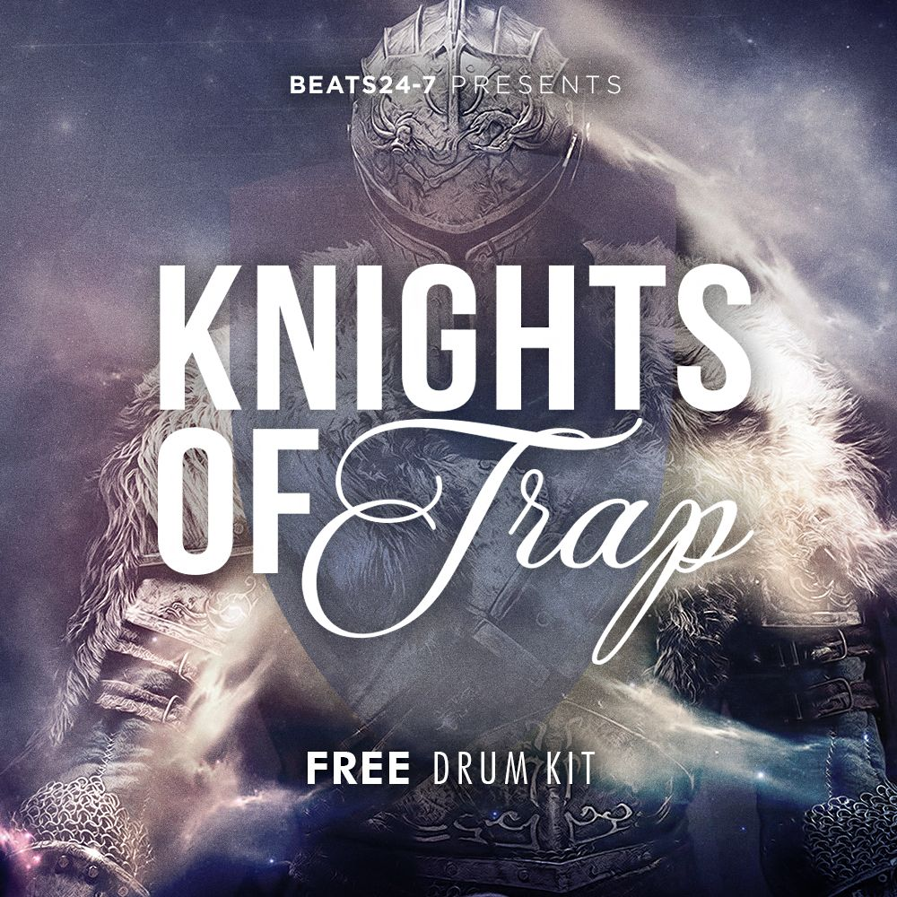 Knights of Trap Volume 1 (Free Drum Kit) in 2020 (With