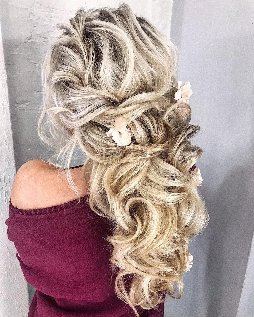 Pin by lenore telesca on wedding hair pinterest hair style and