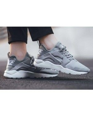 da6e2682b147 Nike Air Huarache 3 Grey White