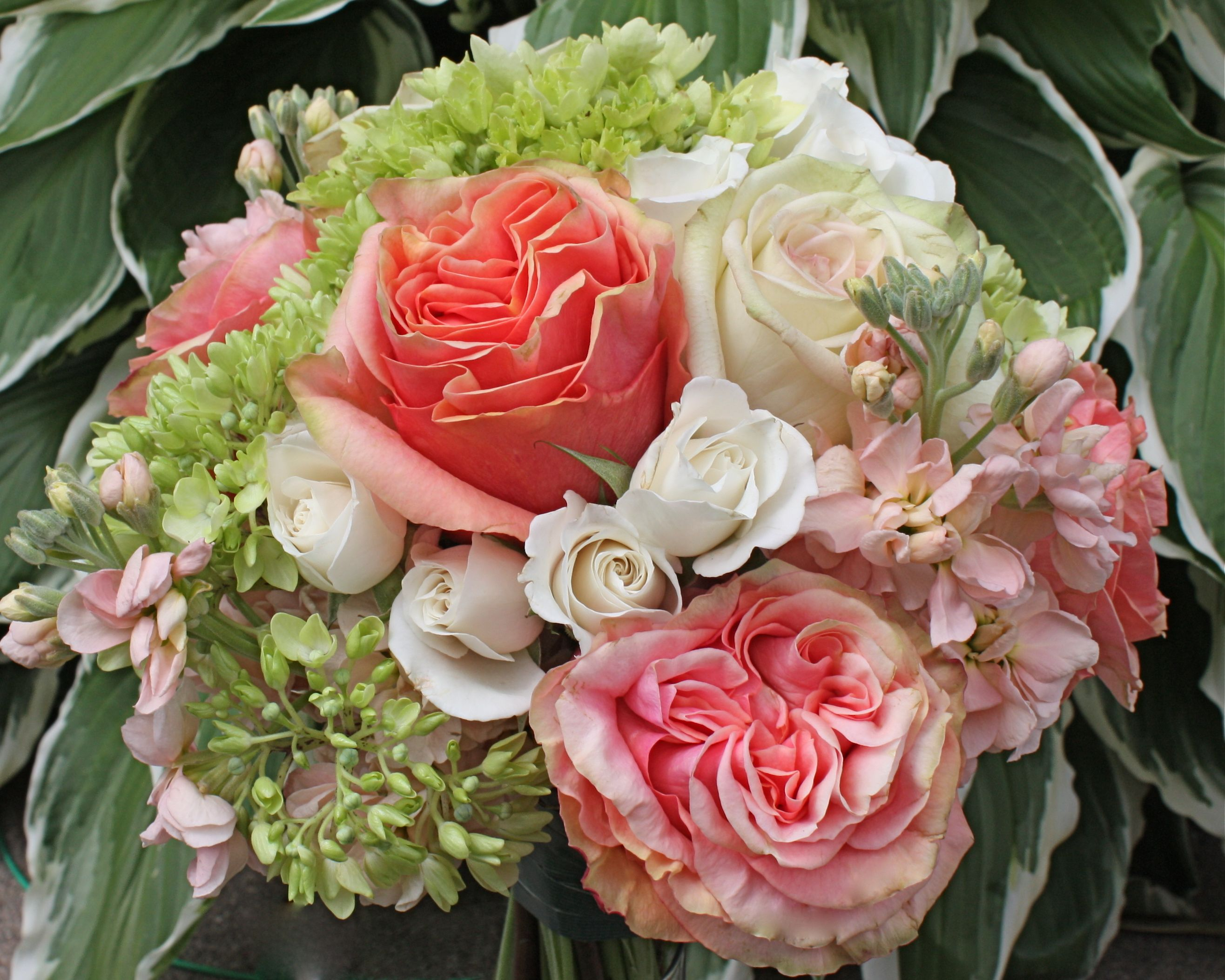 Pink Finesse, Akito roses   skillfully designed Wedding Bouquets ...