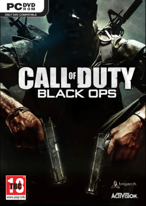 Call Of Duty Black Ops [MULTI] [MAC OSX] - Adventure Game