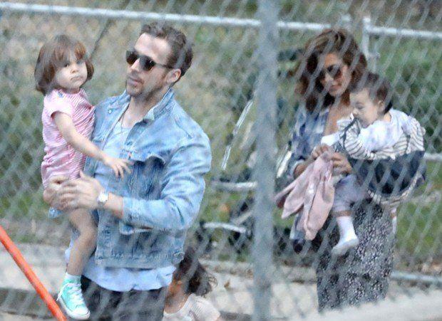 La La Land lead Ryan Gosling and his adorable family ...
