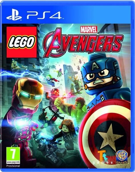 Juego Ps4 Lego Avengers Juegos Ps4 Pinterest Lego Marvel Xbox