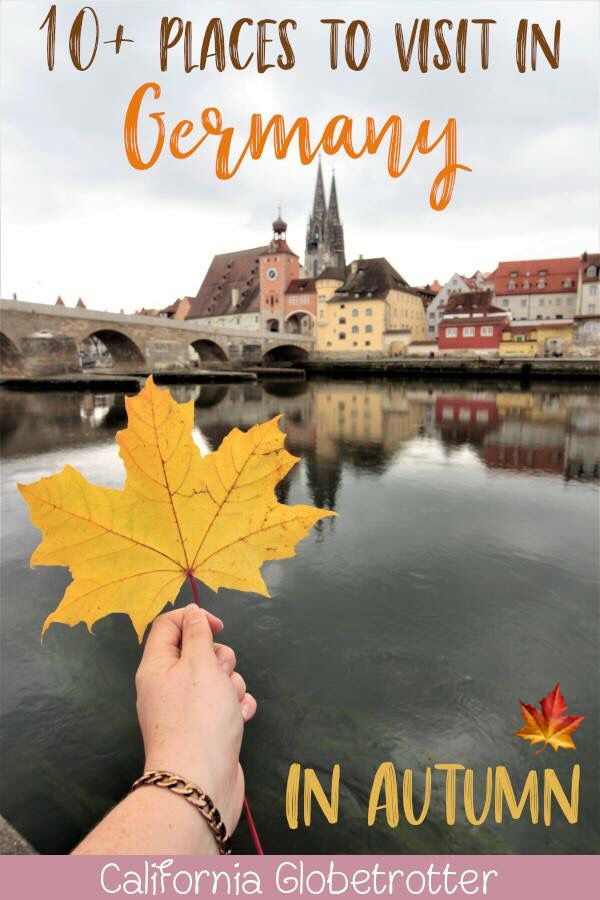 10+ Places To Visit Germany in Autumn