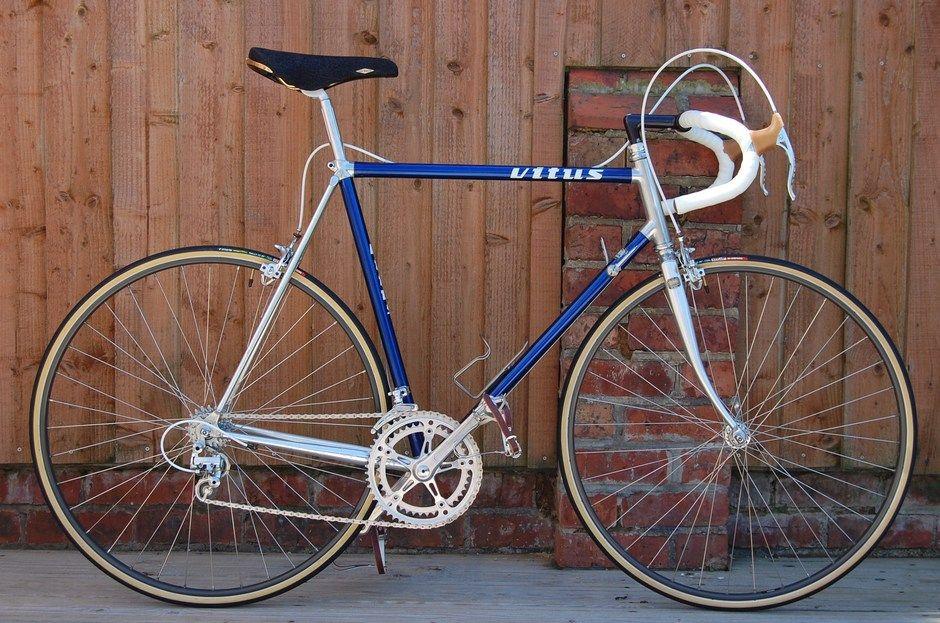 Vitus 979 Classic Road Bike Bicycle Race Bike