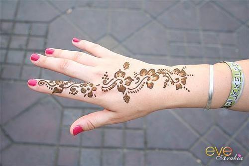 رسومات ناعمه للبنات 2014 نقشات للبنات ناعمه 2015 نقوش بنات ناعمه 2014 Hand Henna Henna Hand Tattoo Mehndi Designs