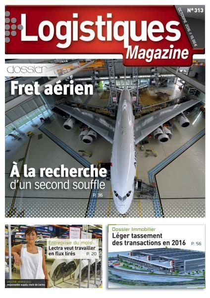Logistiques Magazine - Octobre 2016
