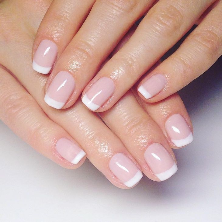Image Result For Images Of Short Gel Nails