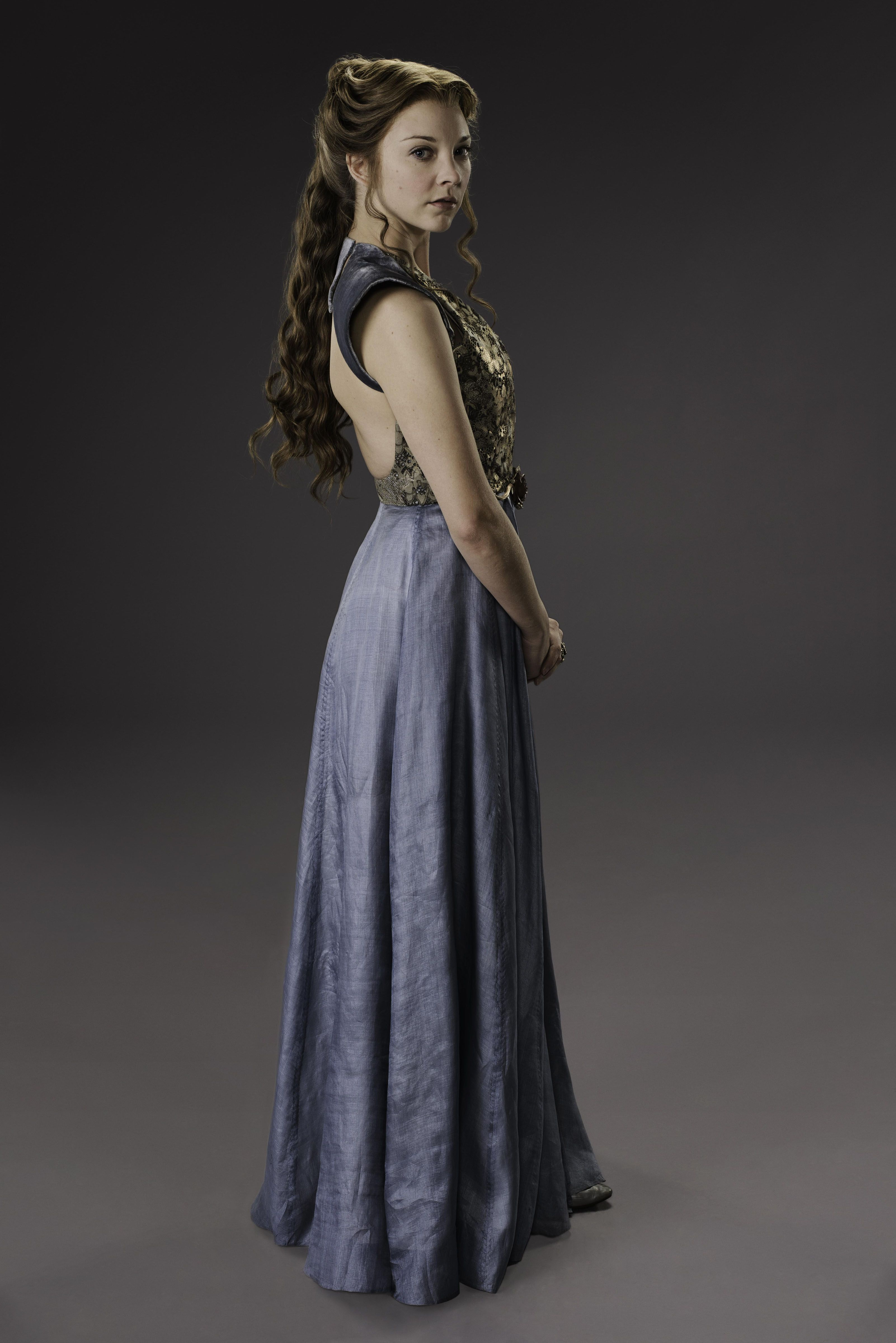 Actor Natalie Dormer who plays Margaery Tyrell in Game of