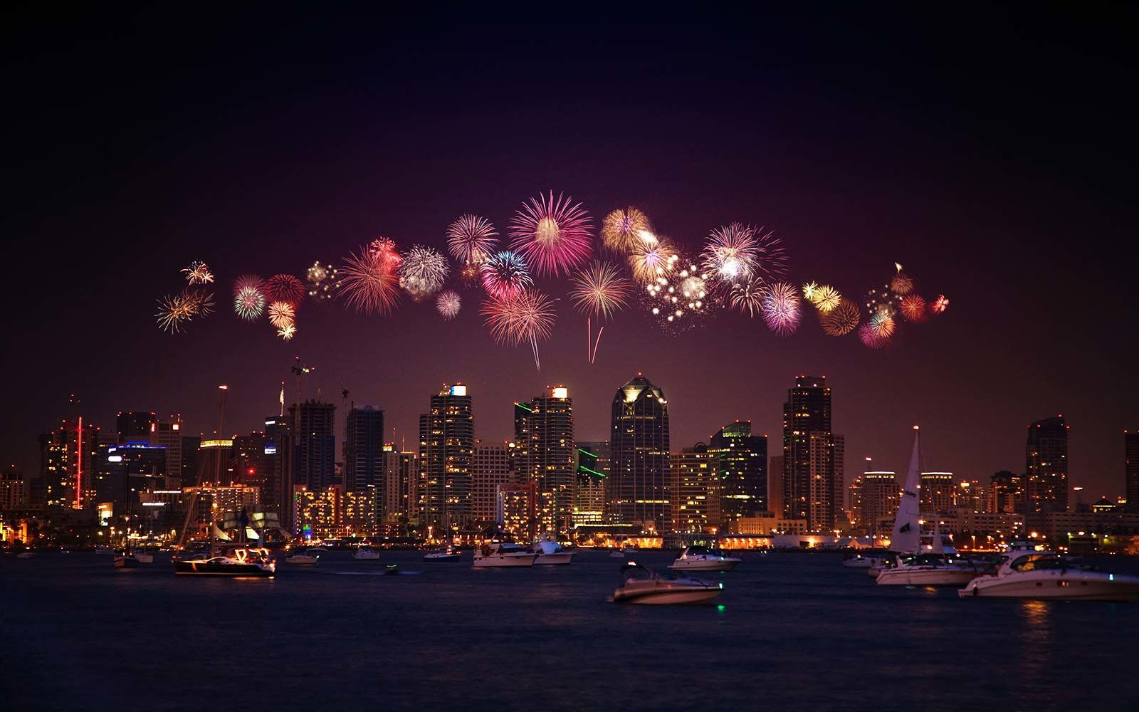 The Best Fourth of July Celebrations Across the U.S. San