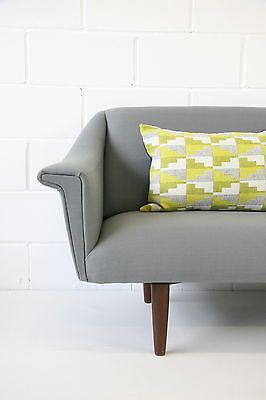 Midcentury Danish Refurbished Sofa Vintage Retro 60s