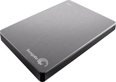 Buy Seagate Backup Plus Slim 2 TB External Hard Disk: External Hard Drive