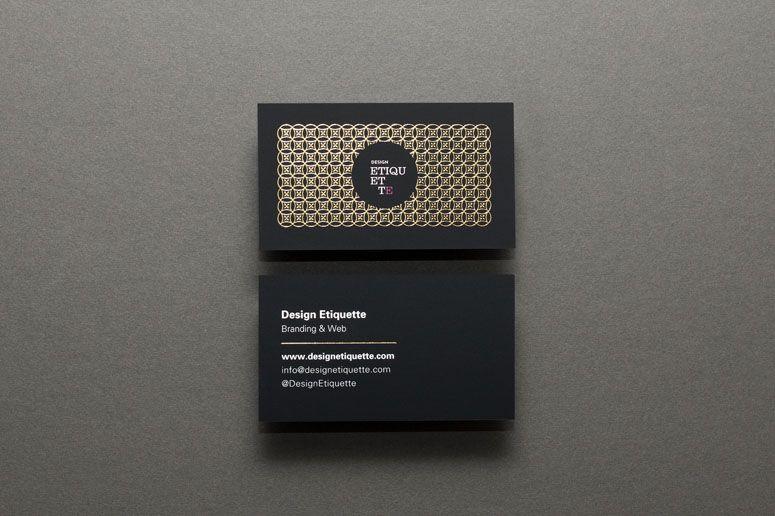 Design etiquette business cards design biz cards pinterest design etiquette business cards colourmoves
