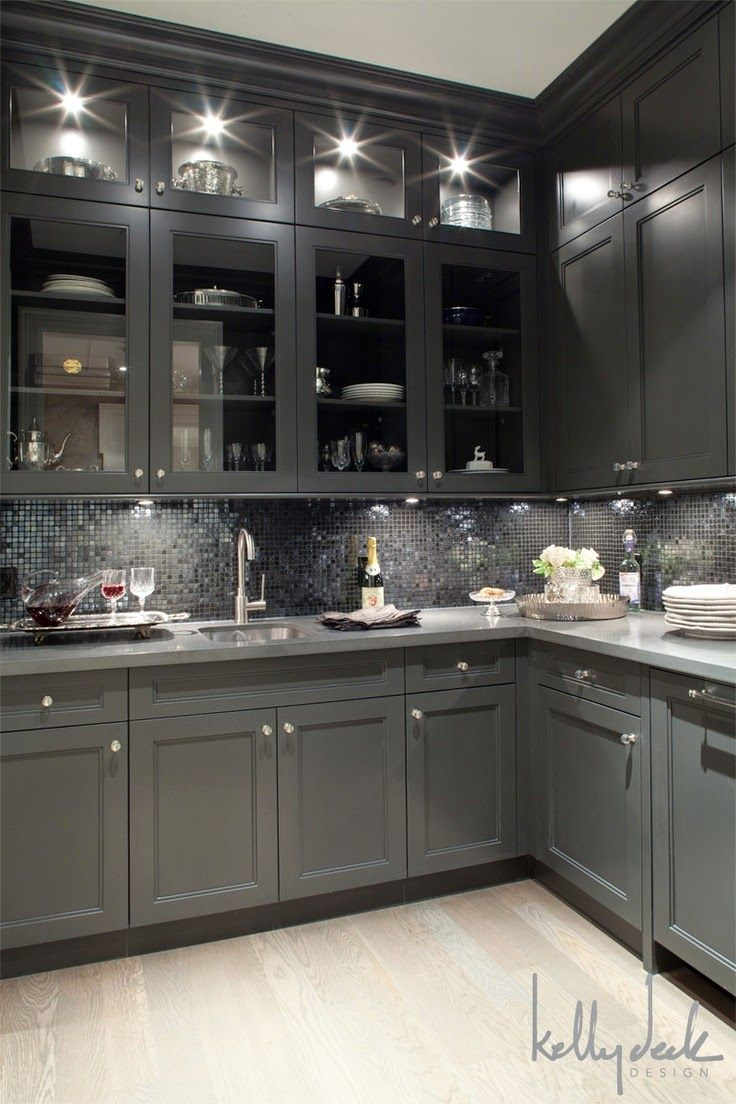 Kelly Deck Design | Küchenordnung, Küche und Küchentheke