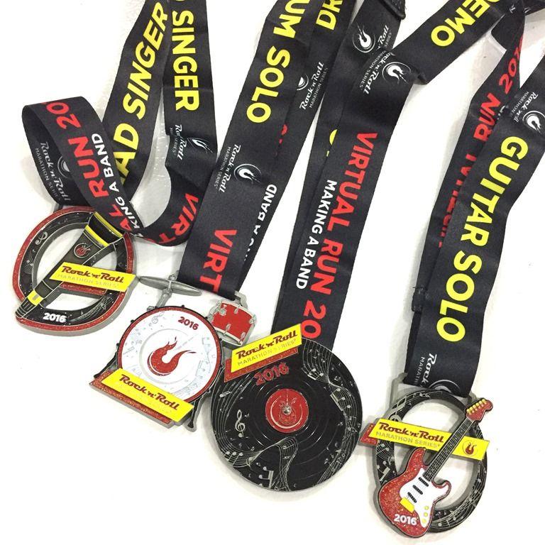 virtual medals