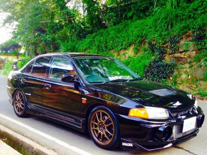 Car Mitsubishi Evolution 4 For Sale Sri Lanka 1996 Convertion