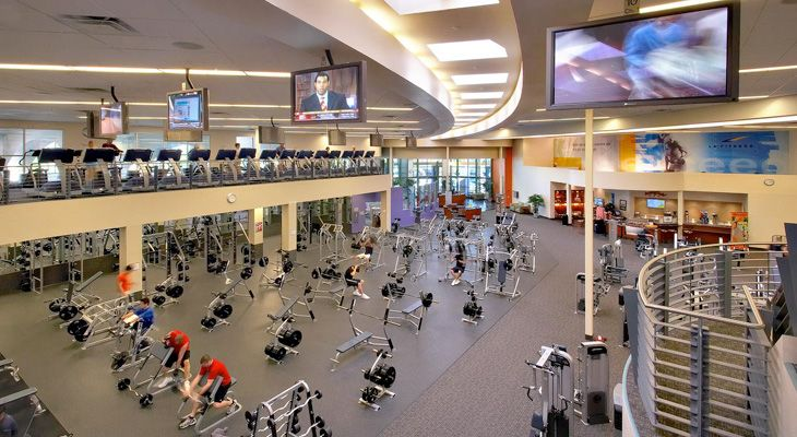 Typical Chain Gym La Fitness Gym La Fitness Fitness Membership