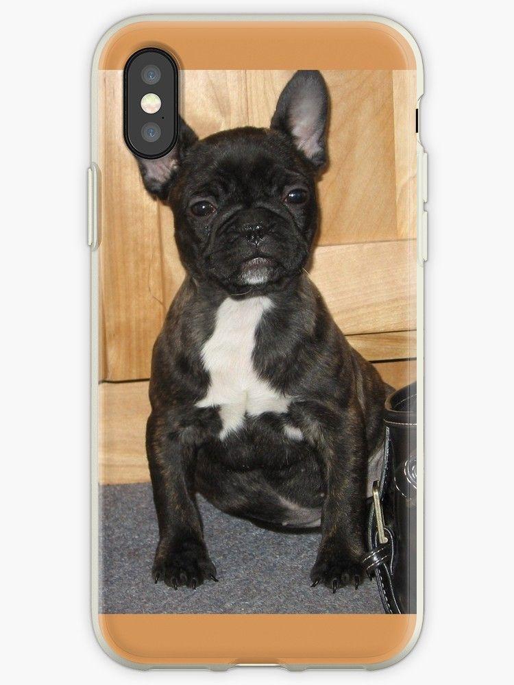 Pug French Bulldog Puppy Iphone Case By Silverdragon Bulldog