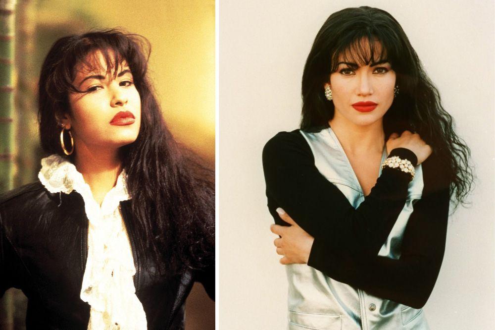 Selena quintanilla and jennifer lopez
