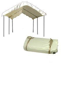 Canopies Gazebos And Pergolas 10 X 20 Frame Canopy Replacement Cover White Read More Reviews Of The Product Tarp Shade Canopy Pergola Attached To House