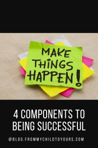 4 Components To Success