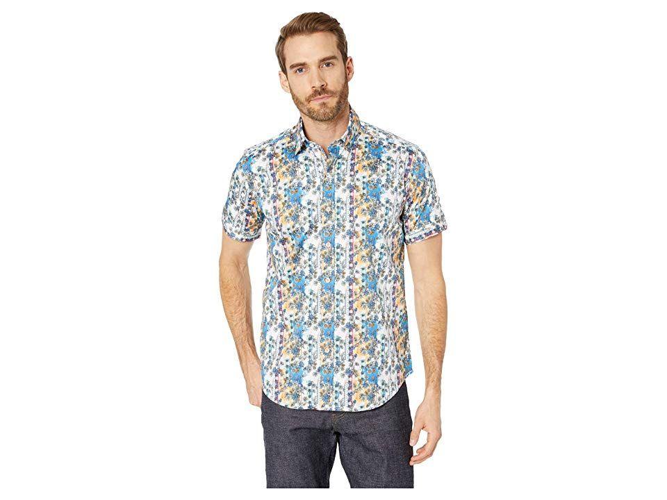 Robert Graham Gaspar Short Sleeve Sport Shirt
