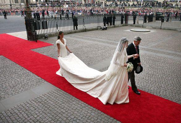 Kate Middletons Hochzeitskleid – eine Analyse | Kate middleton ...