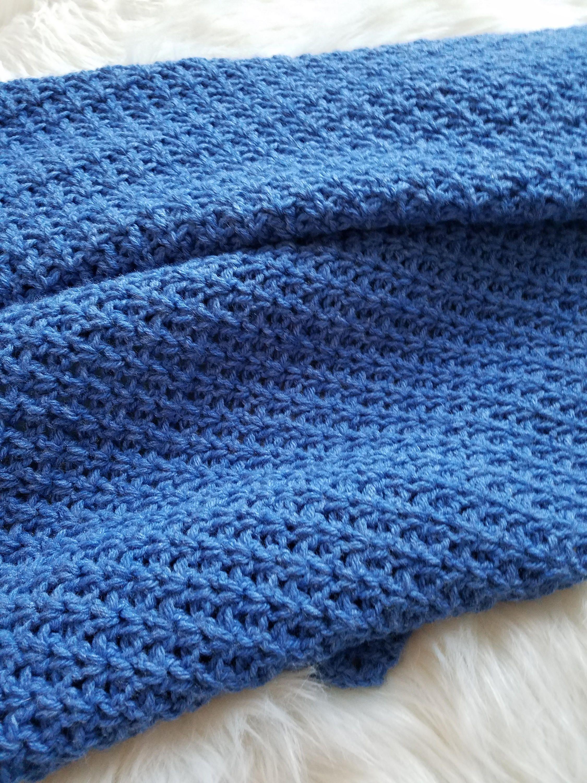 V stitch crochet lapghanbaby blanket hollweck co pinterest v stitch crochet lapghanbaby blanket bankloansurffo Gallery
