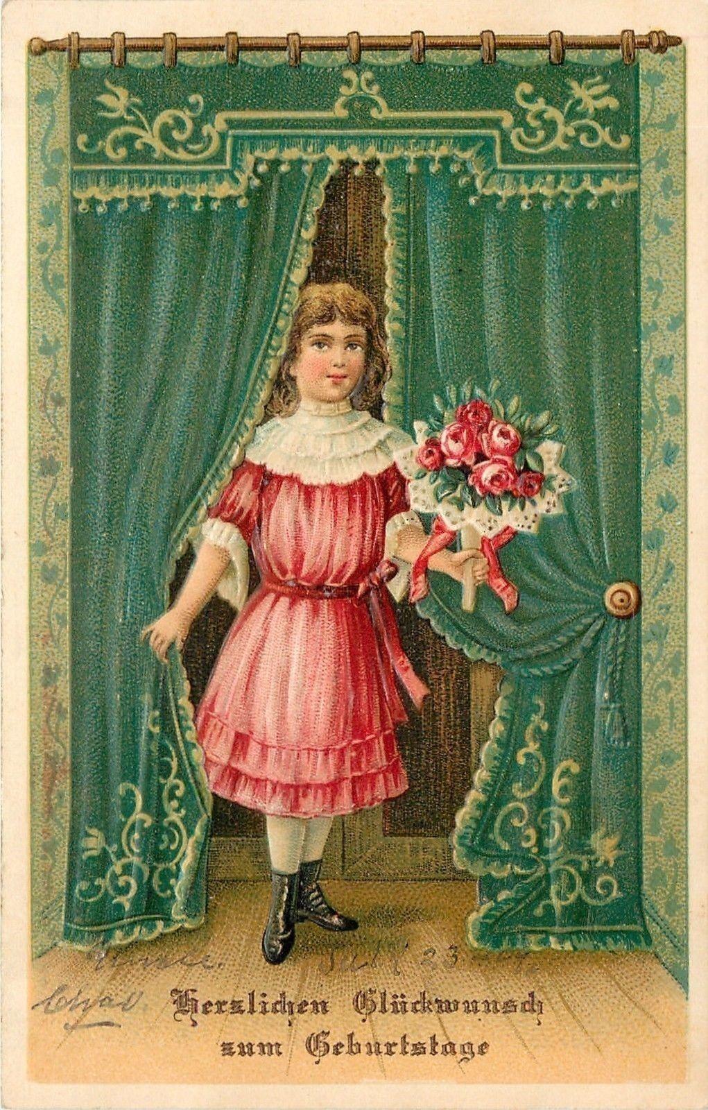 Victorian Syntymäpäivä