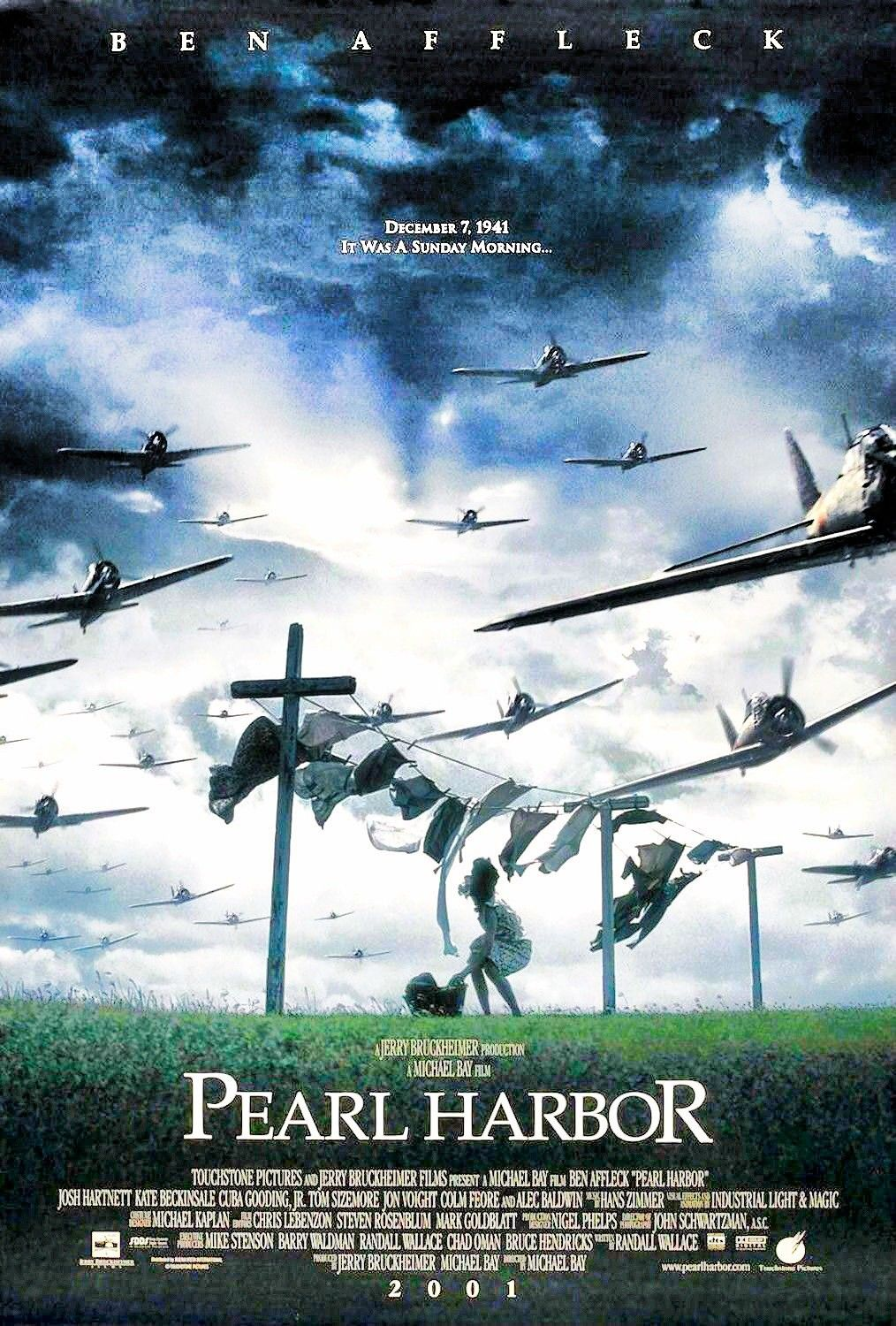 Pin By Liz Bousser On Movie Posters Pearl Harbor Movie Pearl Harbor Touchstone Pictures