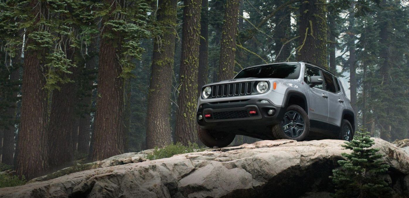 2021 Jeep Liberty Speed Test