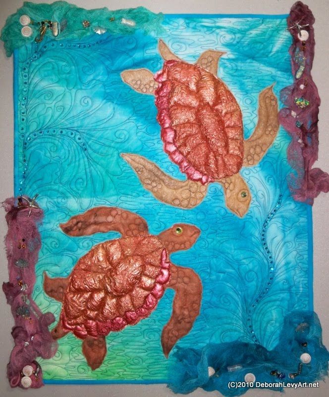 turtle #quilt | Quilts Animals | Pinterest