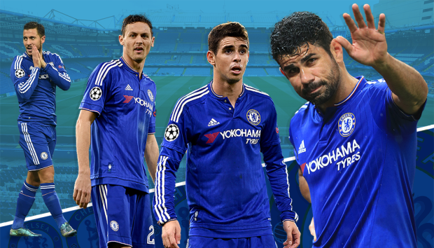 Jose Mourinho plans to sell Chelsea stars Diego Costa, Eden Hazard, Nemanja Matic and Oscar in January  http://ht.ly/ULaY2