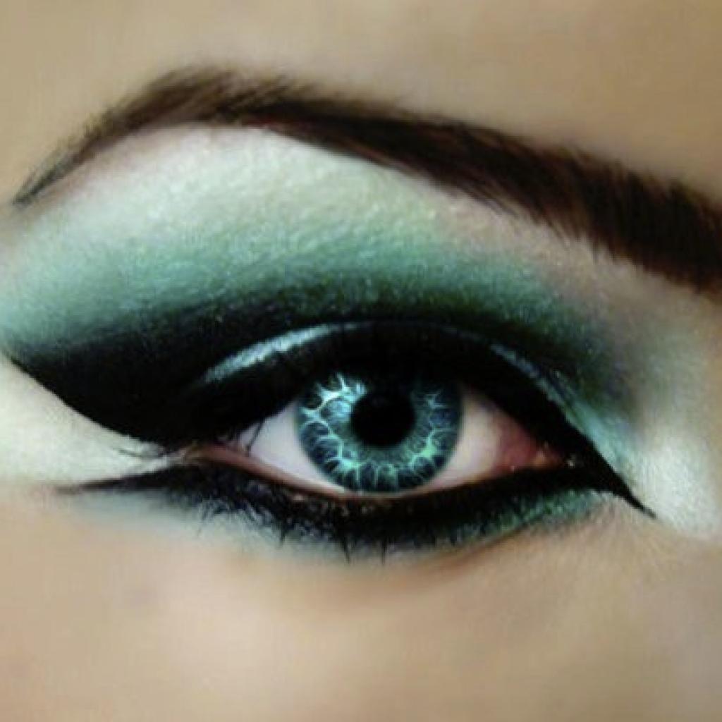 сделаете все глаза изумрудного цвета фото мастера
