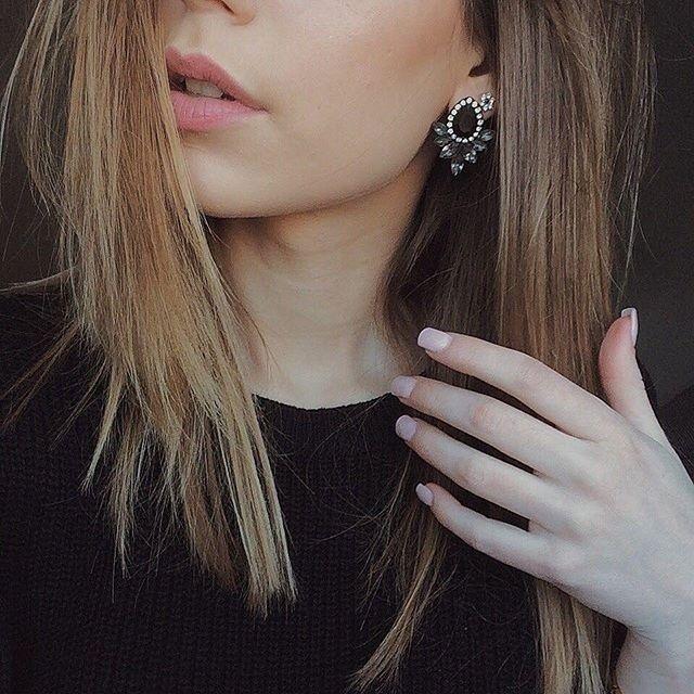 Statement-Ohrringe für Ecstasy - #mode #modetrends #style #ootd #fashionista - Mode für frauen #ootd