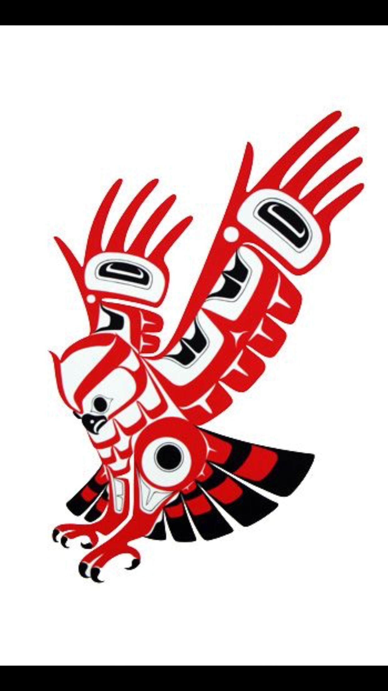 Haida Owl Art