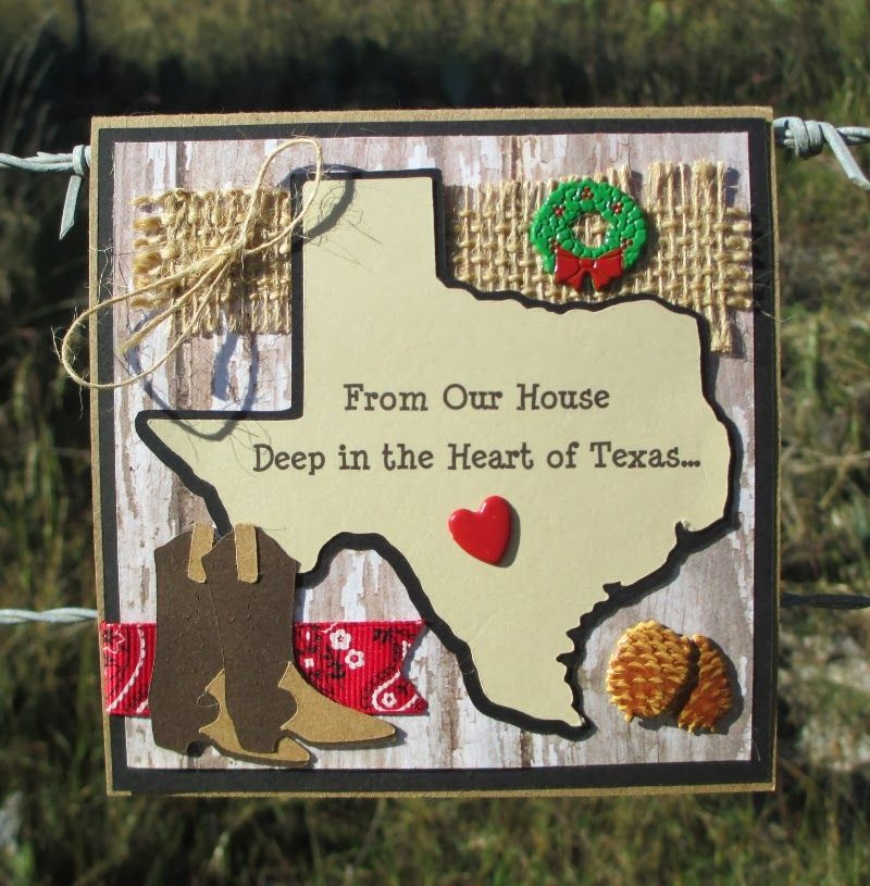 Texas Christmas Cards.Texas Christmas Card Idea Texans Are Pinning It Big