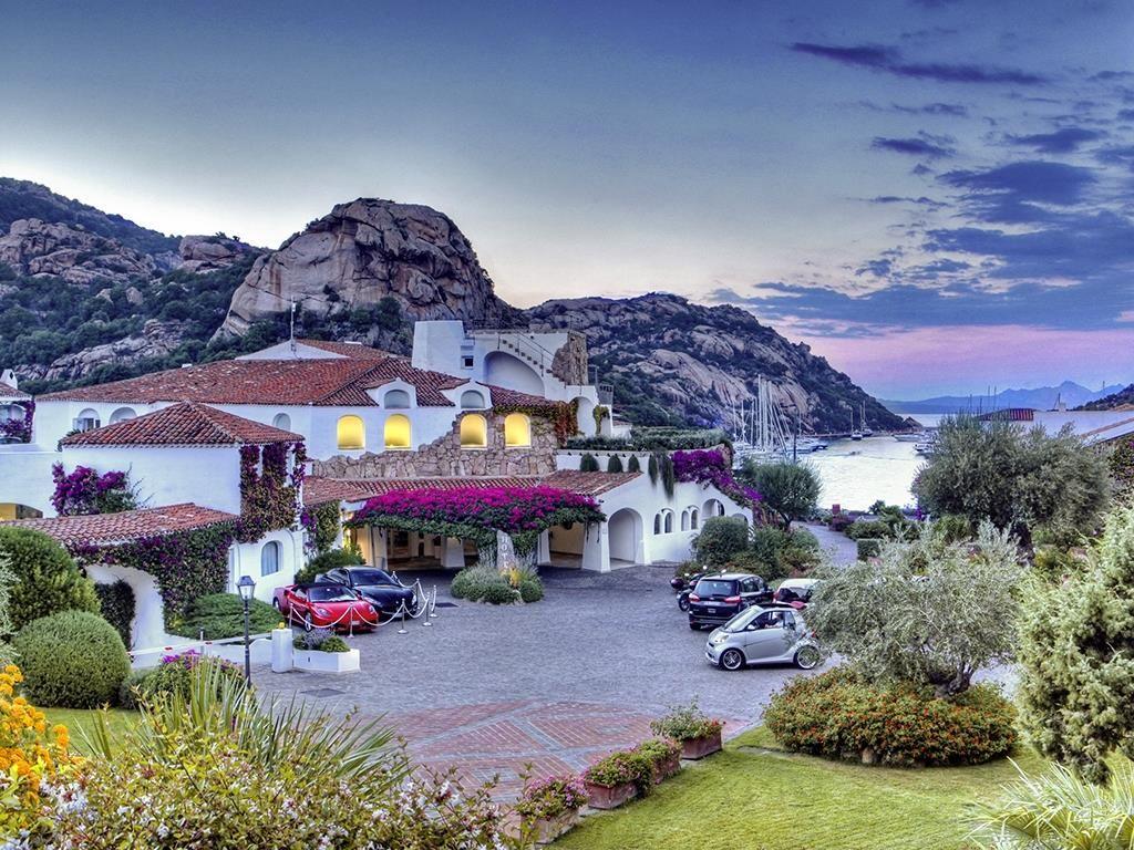 Baja Sardinia Grand Hotel Poltu Quatu Sardegna Mgallery By Sofitel