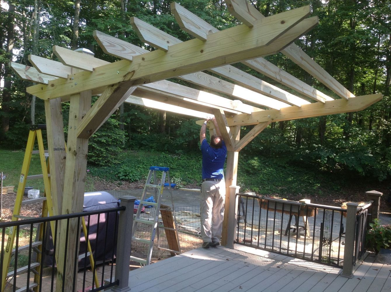 Home and Garden DIY Ideas, Photos and Answers is part of garden Pool DIY - …
