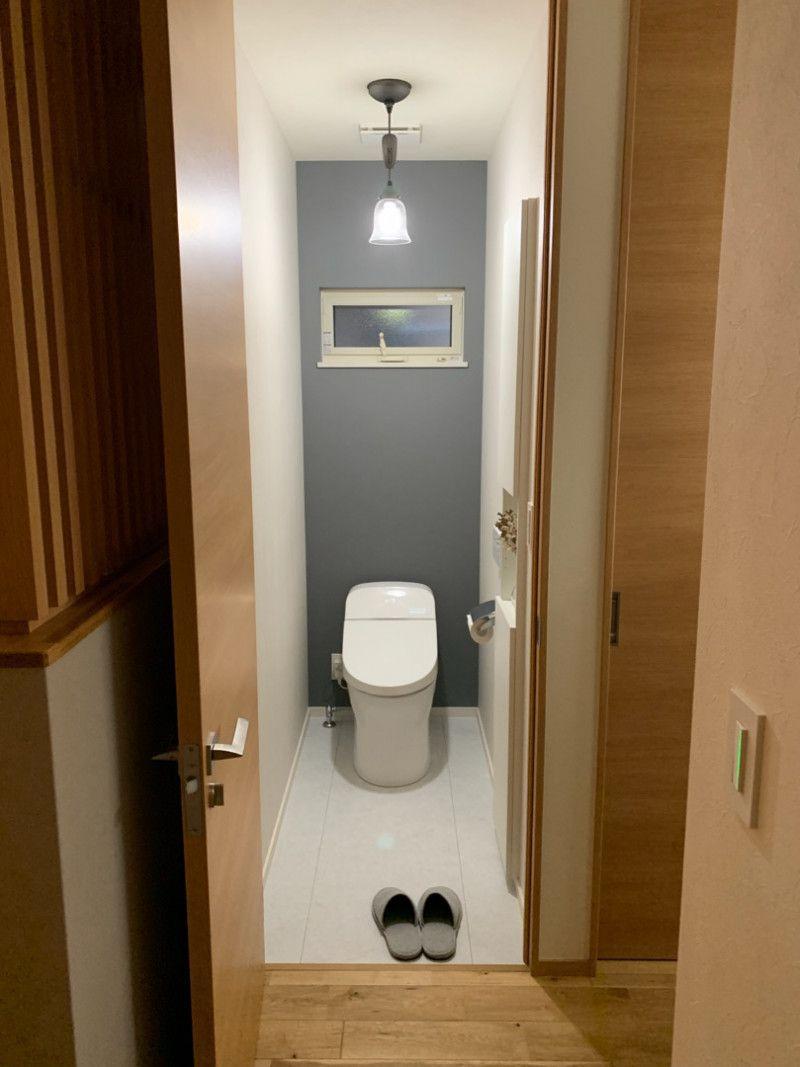 我が家紹介 Web内覧会 一階編 トイレ インテリア トイレの