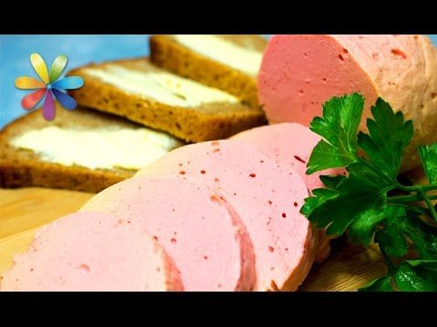 Рецепты домашние колбаски из свинины видео